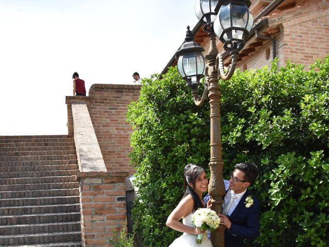 Il matrimonio di Matteo e Isabella a Fiorenzuola d'Arda, Piacenza 33
