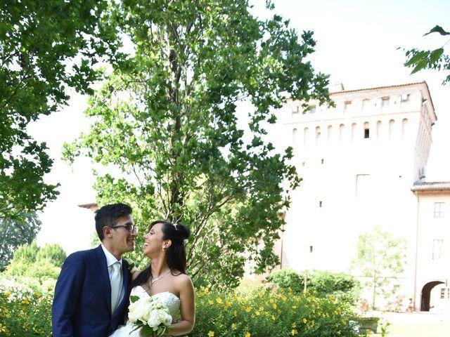 Il matrimonio di Matteo e Isabella a Fiorenzuola d'Arda, Piacenza 34