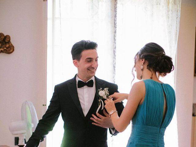 Il matrimonio di Gilliane e Filippo a Catanzaro, Catanzaro 50
