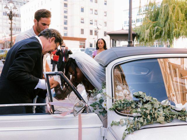 Il matrimonio di Gilliane e Filippo a Catanzaro, Catanzaro 67