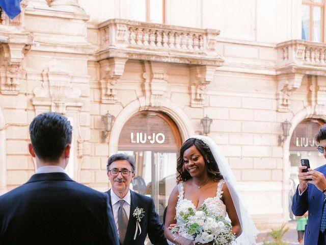 Il matrimonio di Gilliane e Filippo a Catanzaro, Catanzaro 69