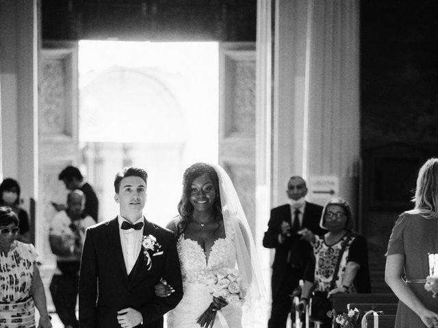Il matrimonio di Gilliane e Filippo a Catanzaro, Catanzaro 71