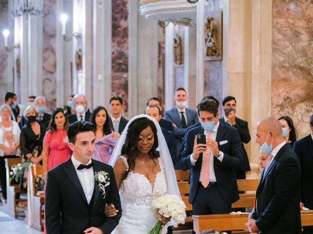 Il matrimonio di Gilliane e Filippo a Catanzaro, Catanzaro 72