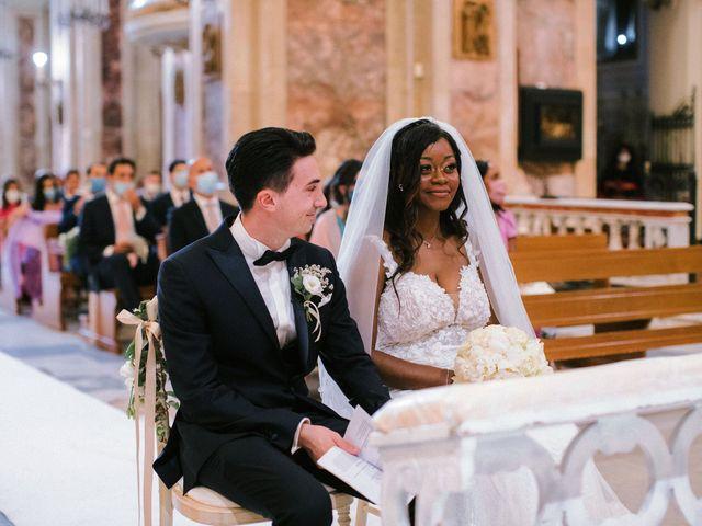 Il matrimonio di Gilliane e Filippo a Catanzaro, Catanzaro 74