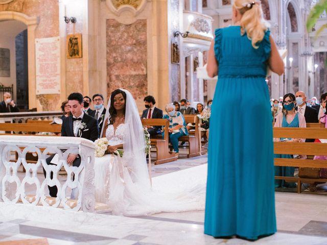 Il matrimonio di Gilliane e Filippo a Catanzaro, Catanzaro 75