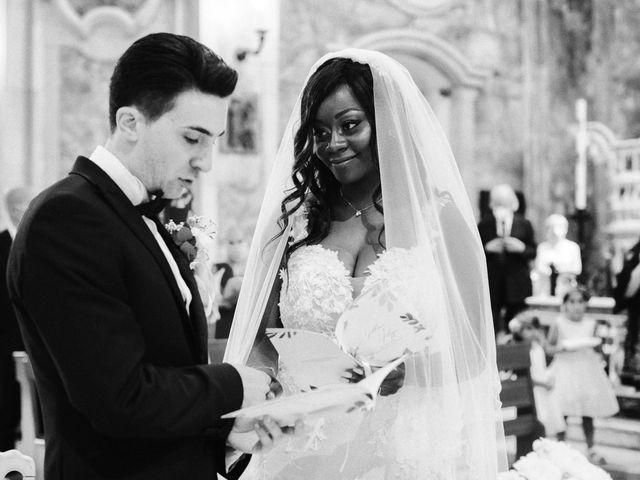 Il matrimonio di Gilliane e Filippo a Catanzaro, Catanzaro 77