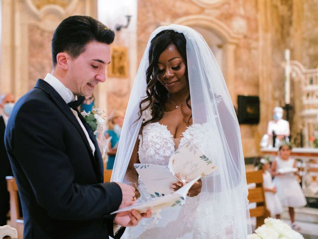 Il matrimonio di Gilliane e Filippo a Catanzaro, Catanzaro 78