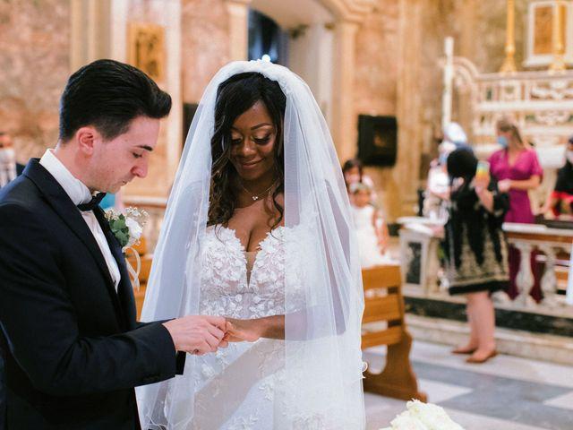 Il matrimonio di Gilliane e Filippo a Catanzaro, Catanzaro 80
