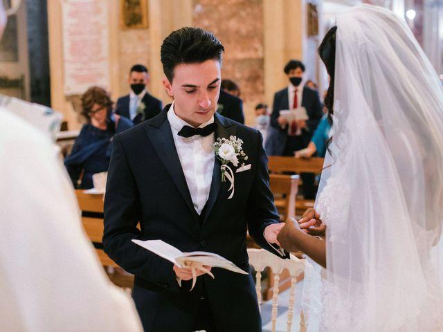 Il matrimonio di Gilliane e Filippo a Catanzaro, Catanzaro 81