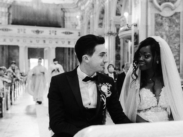 Il matrimonio di Gilliane e Filippo a Catanzaro, Catanzaro 84