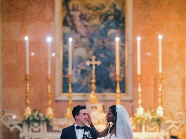 Il matrimonio di Gilliane e Filippo a Catanzaro, Catanzaro 86