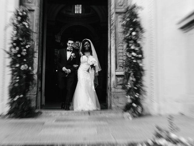 Il matrimonio di Gilliane e Filippo a Catanzaro, Catanzaro 87
