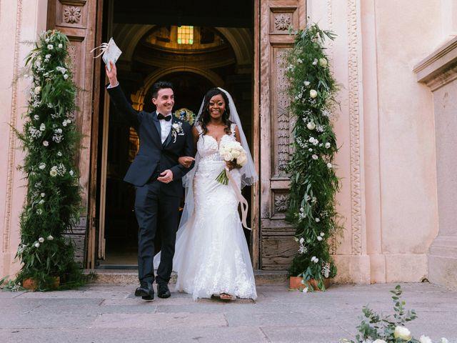 Il matrimonio di Gilliane e Filippo a Catanzaro, Catanzaro 88