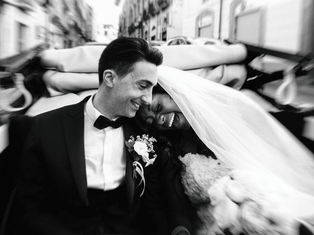 Le nozze di Filippo e Gilliane