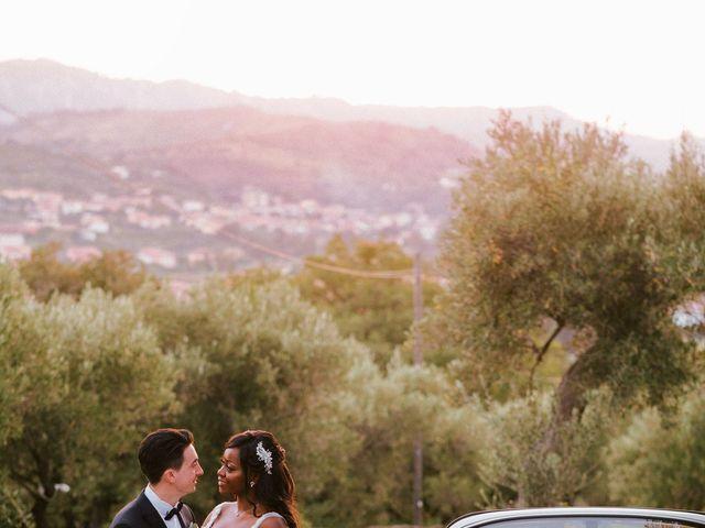 Il matrimonio di Gilliane e Filippo a Catanzaro, Catanzaro 96