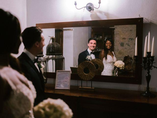 Il matrimonio di Gilliane e Filippo a Catanzaro, Catanzaro 107