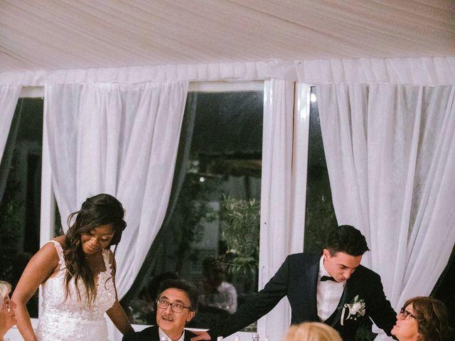 Il matrimonio di Gilliane e Filippo a Catanzaro, Catanzaro 111