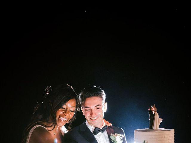 Il matrimonio di Gilliane e Filippo a Catanzaro, Catanzaro 147