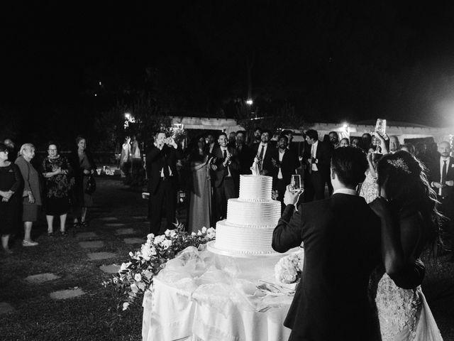 Il matrimonio di Gilliane e Filippo a Catanzaro, Catanzaro 148