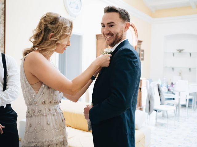 Il matrimonio di Laura e Fintan a Patti, Messina 8