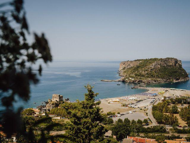 Il matrimonio di Lucia e Renzo a Praia a Mare, Cosenza 1