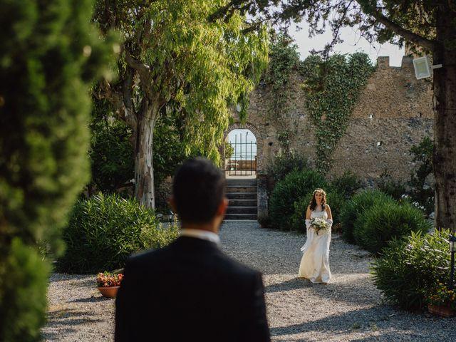 Il matrimonio di Lucia e Renzo a Praia a Mare, Cosenza 14