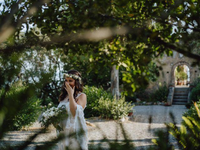 Il matrimonio di Lucia e Renzo a Praia a Mare, Cosenza 15