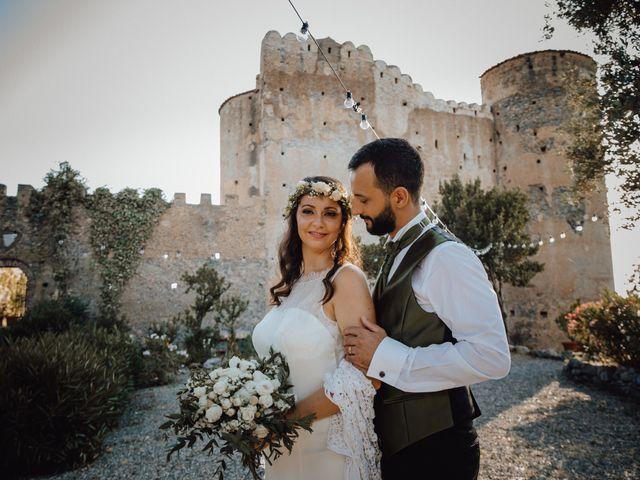 Il matrimonio di Lucia e Renzo a Praia a Mare, Cosenza 30