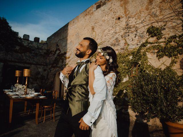 Il matrimonio di Lucia e Renzo a Praia a Mare, Cosenza 31