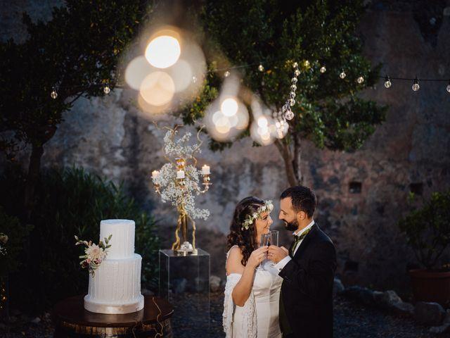 Il matrimonio di Lucia e Renzo a Praia a Mare, Cosenza 33