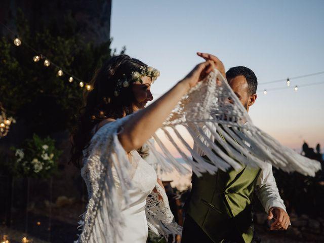Il matrimonio di Lucia e Renzo a Praia a Mare, Cosenza 34
