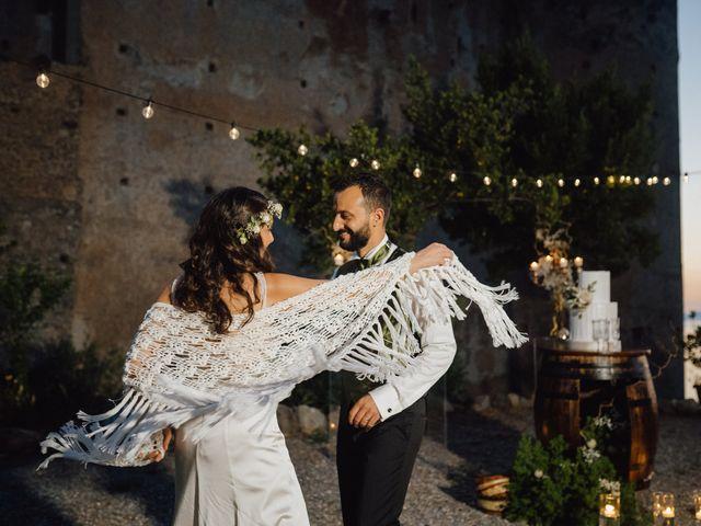 Il matrimonio di Lucia e Renzo a Praia a Mare, Cosenza 35
