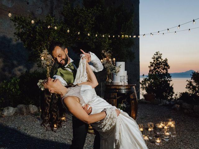 Il matrimonio di Lucia e Renzo a Praia a Mare, Cosenza 36