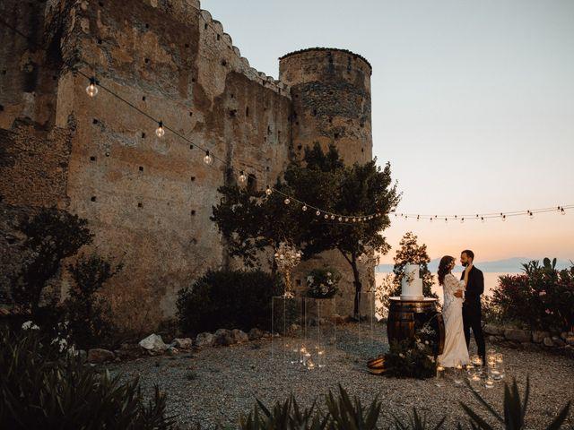 Il matrimonio di Lucia e Renzo a Praia a Mare, Cosenza 39