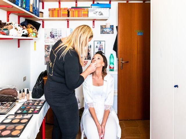 Il matrimonio di Andrea e Eleonora a Monza, Monza e Brianza 3