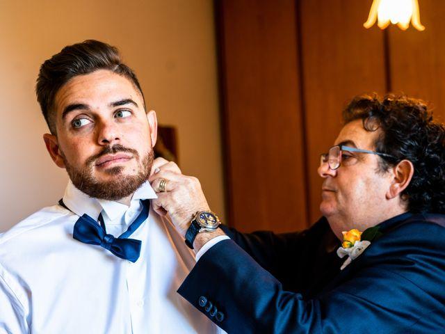 Il matrimonio di Andrea e Eleonora a Monza, Monza e Brianza 9