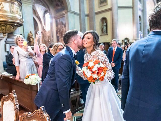 Il matrimonio di Andrea e Eleonora a Monza, Monza e Brianza 15