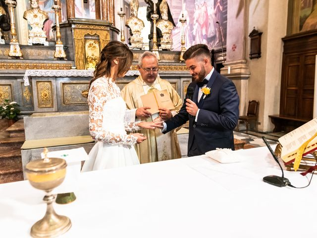 Il matrimonio di Andrea e Eleonora a Monza, Monza e Brianza 20