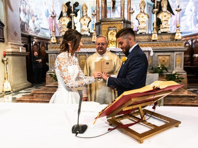 Il matrimonio di Andrea e Eleonora a Monza, Monza e Brianza 22