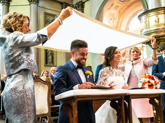 Il matrimonio di Andrea e Eleonora a Monza, Monza e Brianza 23