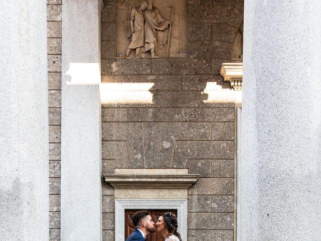 Il matrimonio di Andrea e Eleonora a Monza, Monza e Brianza 27