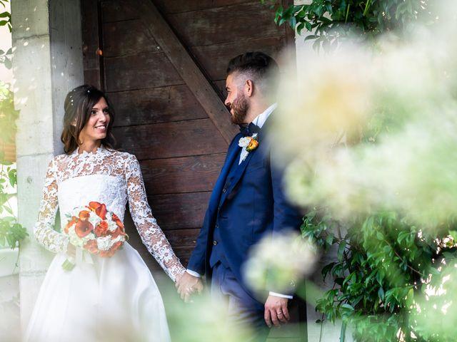 Il matrimonio di Andrea e Eleonora a Monza, Monza e Brianza 32
