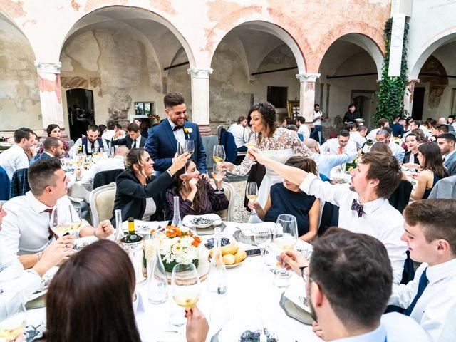 Il matrimonio di Andrea e Eleonora a Monza, Monza e Brianza 33