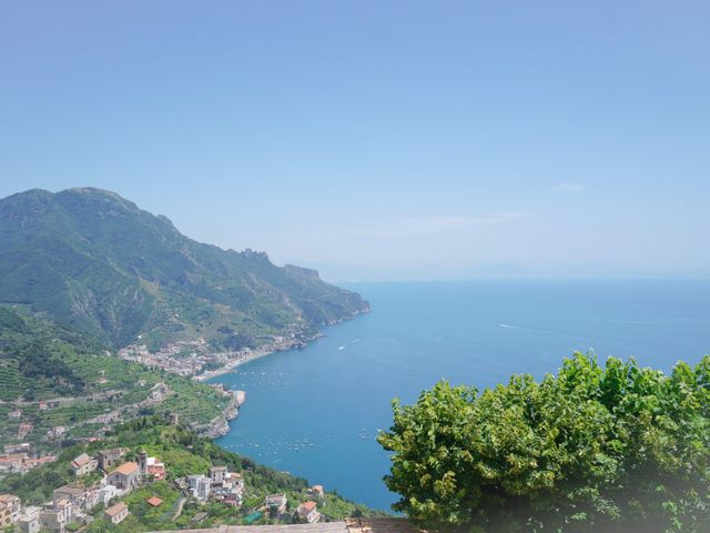 Il matrimonio di Estevan e Aurora a Ravello, Salerno 3