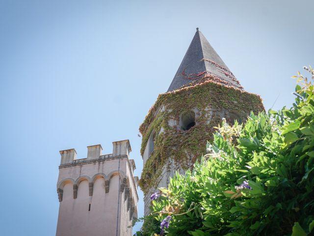 Il matrimonio di Estevan e Aurora a Ravello, Salerno 4