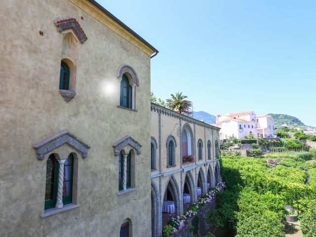 Il matrimonio di Estevan e Aurora a Ravello, Salerno 12