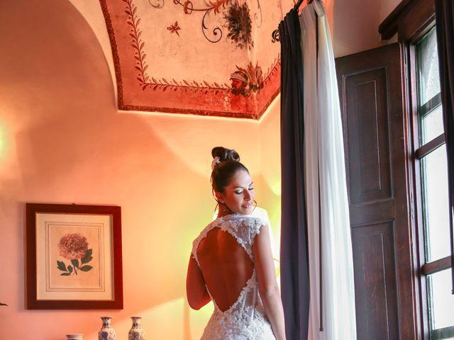 Il matrimonio di Estevan e Aurora a Ravello, Salerno 19