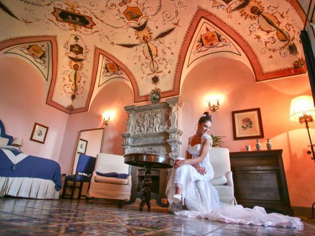 Il matrimonio di Estevan e Aurora a Ravello, Salerno 32