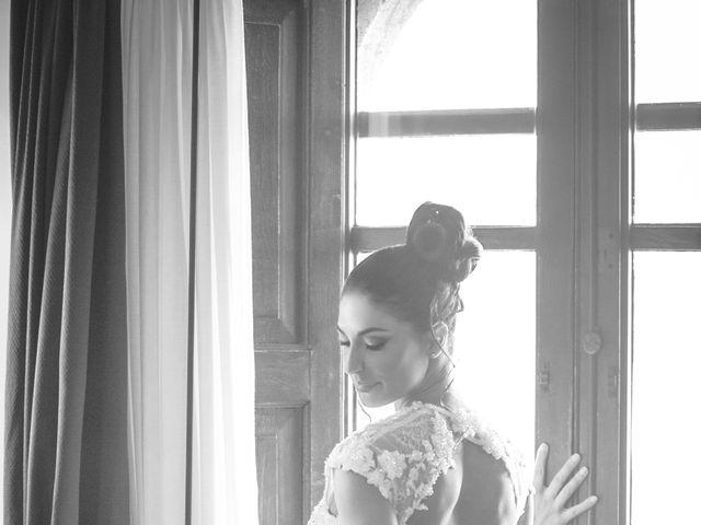 Il matrimonio di Estevan e Aurora a Ravello, Salerno 35