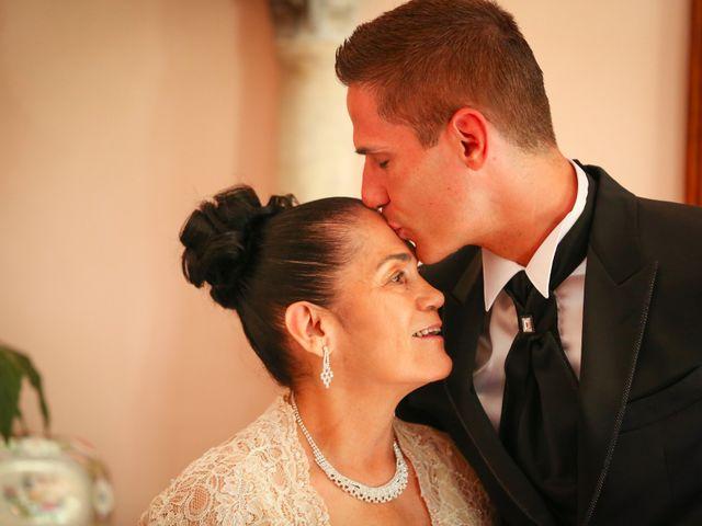 Il matrimonio di Estevan e Aurora a Ravello, Salerno 37